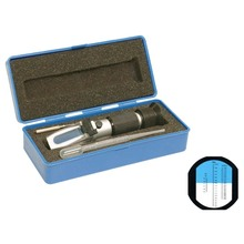 Brix 58-92% Handheld Fruit Multifunction Moisture Honey Refractometer Water Sugar Content With ATC For Beekeepers Tool Tester honey concentration meter handheld brix meter refractometer brix meter sugar meter sweetness salinity meter cutting