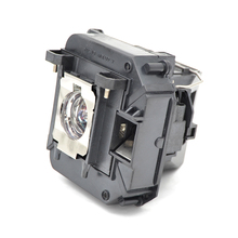 цена на V13H010L64 for ELPLP64 Projector lamp with housing For epson EB-1880 VS350W EB-1870 EB-1840W EB-1880 EB-C720XN EB-C705W