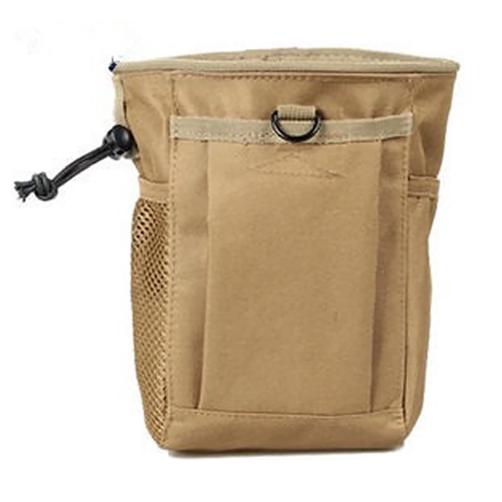 Oxford Cloth Drawstring Waterproof Tool Holder Finds Bag Metal Detecting Outdoor Camping Wear Resistant Washable Waist Pack