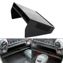 Car Organizer Storage Box For Toyota RAV4 2019 2020 Instrument Dashboard Side Driver Center Console Storage Case Insert Tray