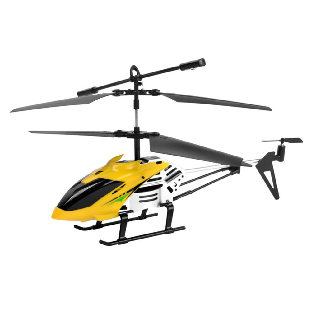 2019 NEW Hot Children Remote Control Helicopter 3.5-Pass Alloy Resistant Remote Control Aircraft Helicopter Toy Creative Gifts