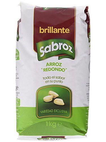 Arroz Brillante Sabroz 1 Kg.