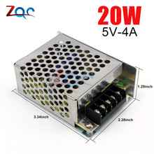 AC-DC Switching Power Supply Source Adapter Light Transforme