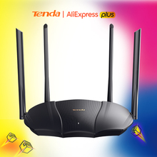 Repeater Game-Router Signal-Amplifier Gigabit Tenda AX3000 Wifi6 Rate Dual-Band Wireless