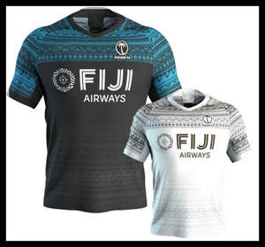 2018 19 20 FIJI 7-person syst RUGBY JERSEY home AWAY JERSEYS size S-3XL