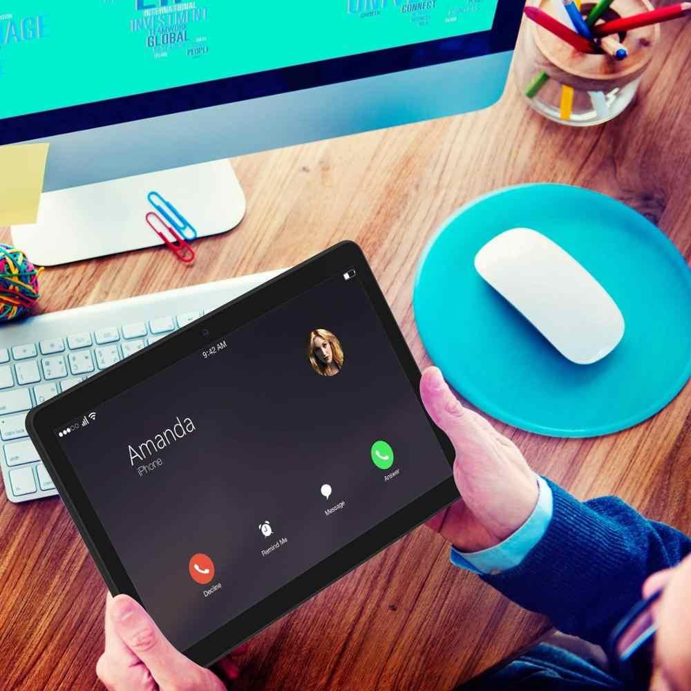 10 inch tablet Android 7.0 Quad Core 4 GB RAM 32 GB ROM 1280*800 IPS Scherm Tabletten 3G Telefoongesprek Wifi GPS Bluetooth Video