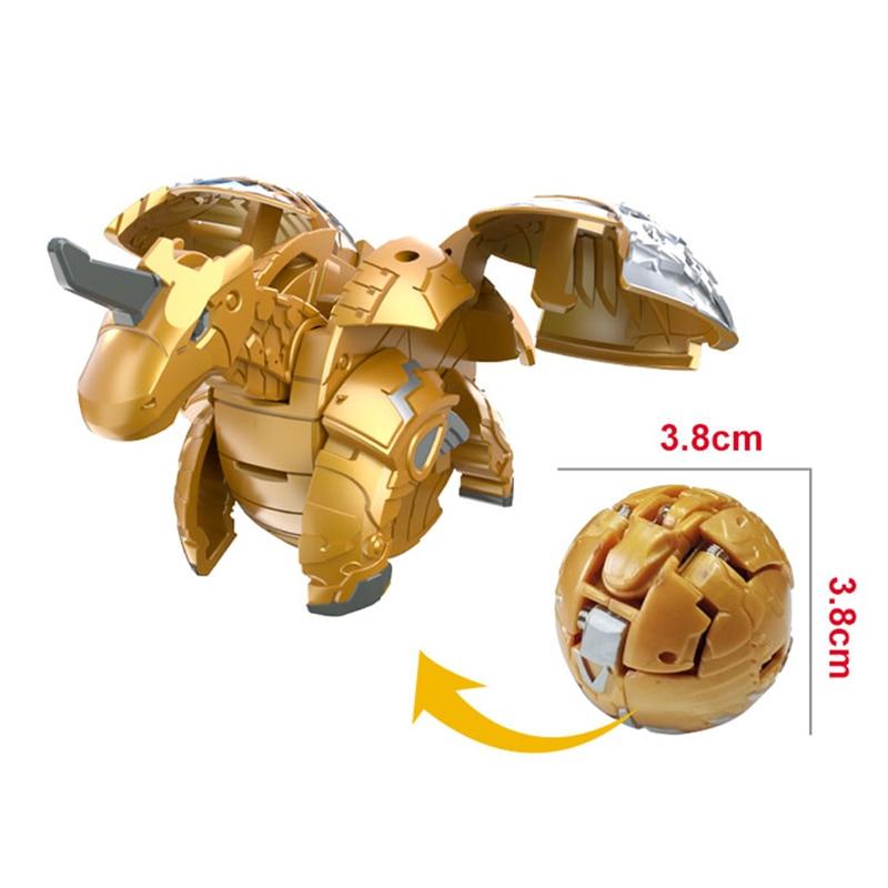 Горячая битва планета деформация Животное действие игрушка фигурки мгновенная деформация игрушка монстр Дракон динозавр игрушки Трансформеры игрушки - Цвет: Красный