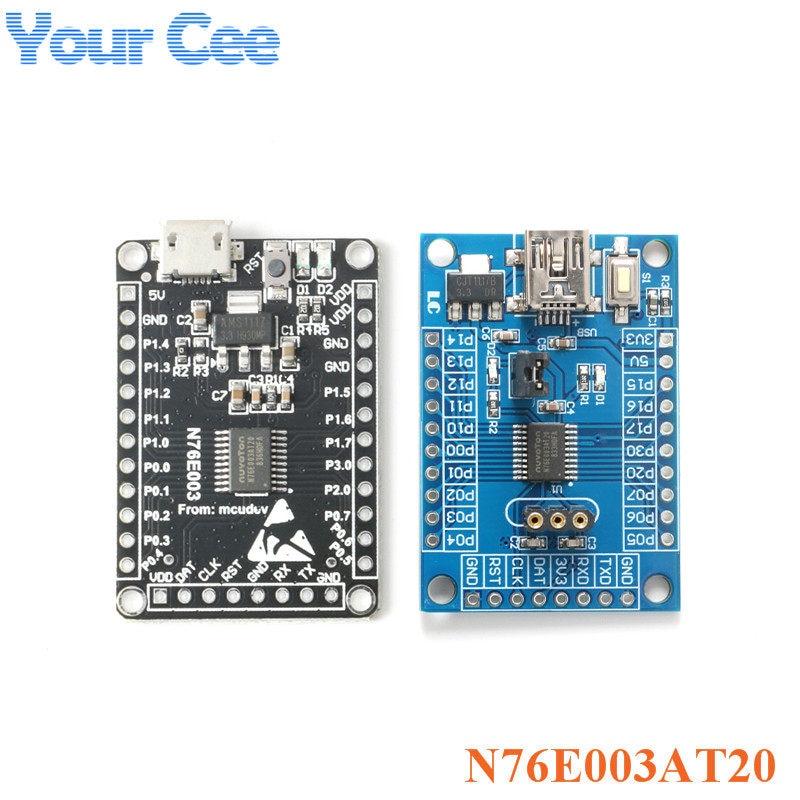 Development Board N76E003AT20 Development Board System Board Core Board Minimum System Wireless Module