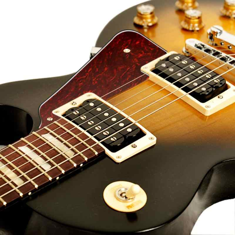 3Ply Chitarra Scratch Piastra Per Gibson Sg Standard di Ricambio (Tutti)