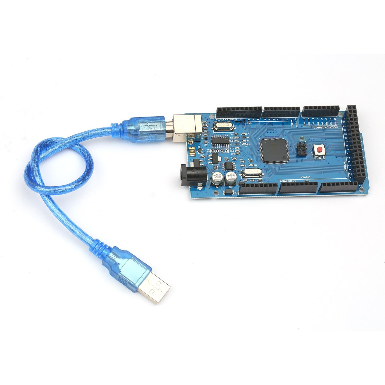 rampas 1.4 controlador 2560 placa controle a4988