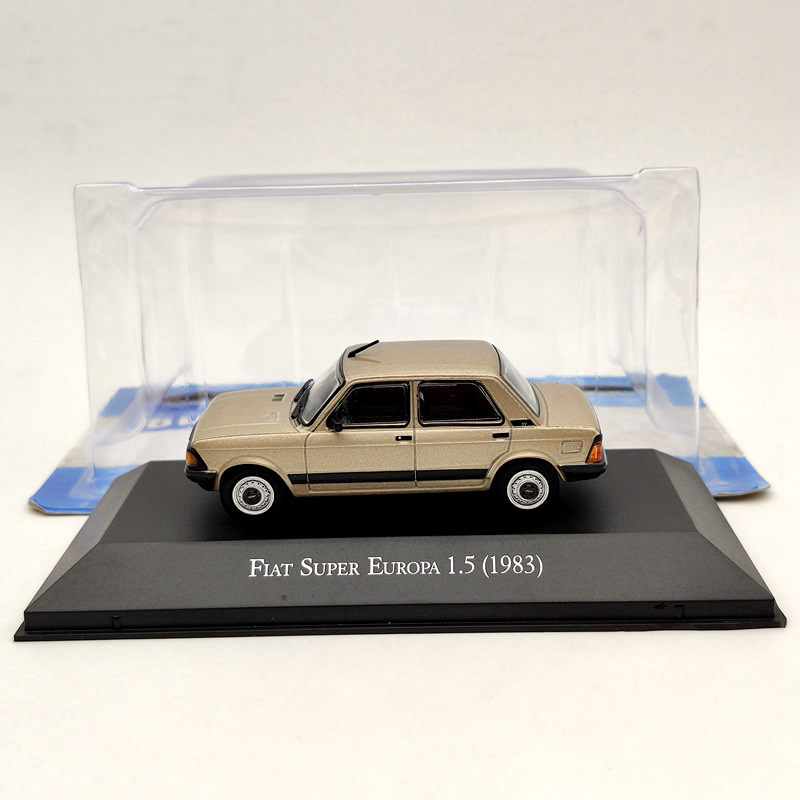 IXO 1/43 Fiat Super Europa 1.5 1983 Models Limited Edition Collection Diecast Toys Car Gift