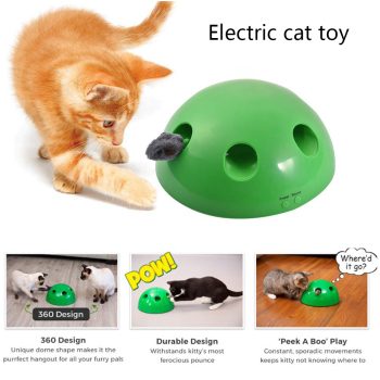 Electric Cat Toy  1