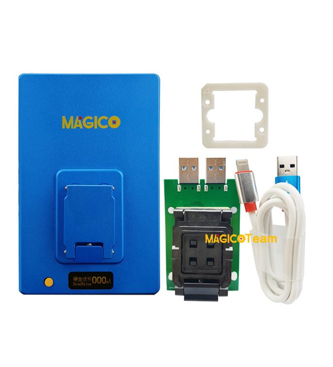 100%  Original MAGICO BOX For IPhone Nand HDD Programmer