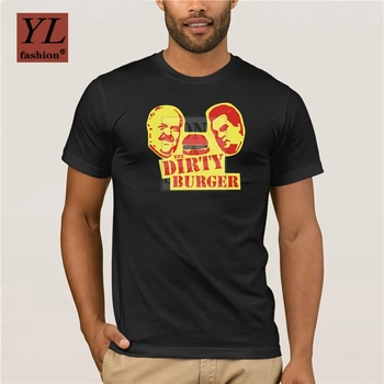 2020 Summer Fashion Printed men s T Shirt Dirty Burger