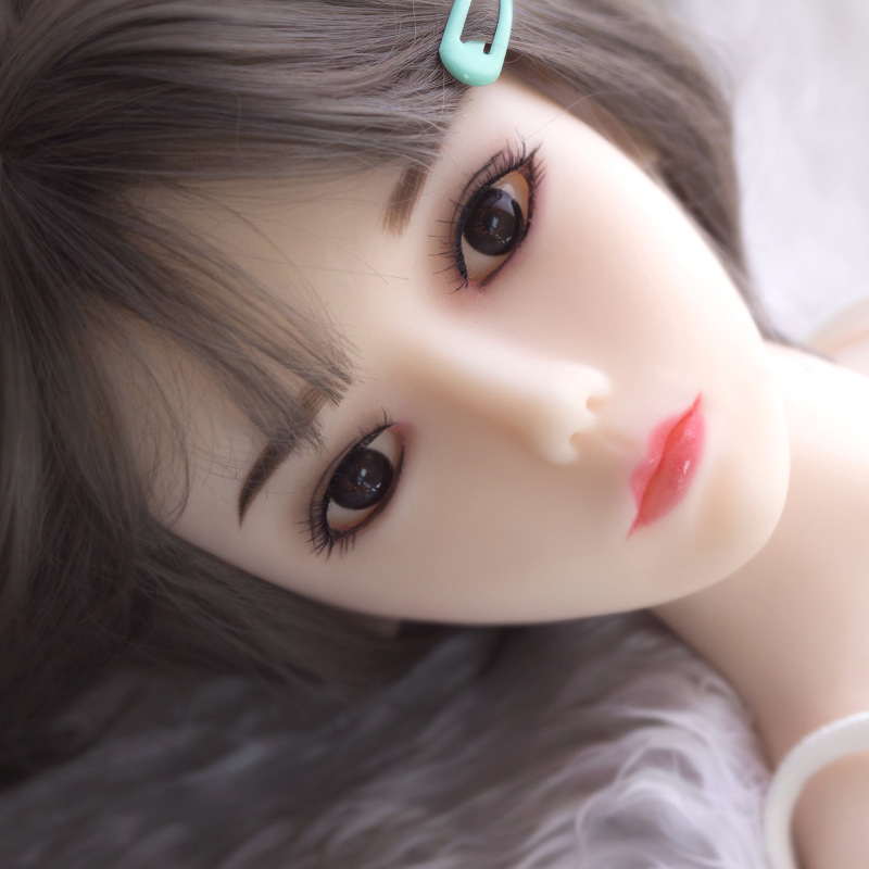Sex Doll Real Silicone Love Dolls Lifelike Breasts Vagina Anal Metal Skeleton Male Masturbation Adult Toys Free in Sex Dolls from Beauty Health