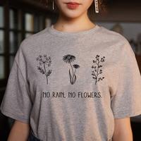 2019 fashion women's summer T shirt flower letter printing Harajuku fun casual loose chic O neck beautiful women's T shirt top