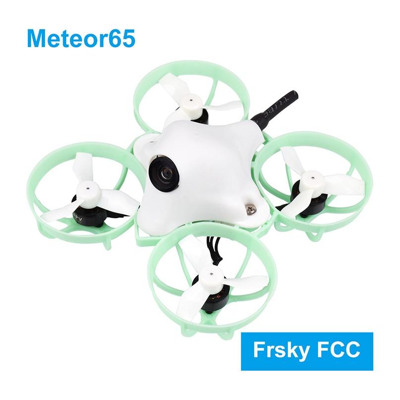 BETAFPV Meteor65 Brushless 1S Bwhoop Drone PNP/ BNF W/ F4 1S Brushless Flight Controller V2.1 19500kv Motors FPV Drone W/Camera