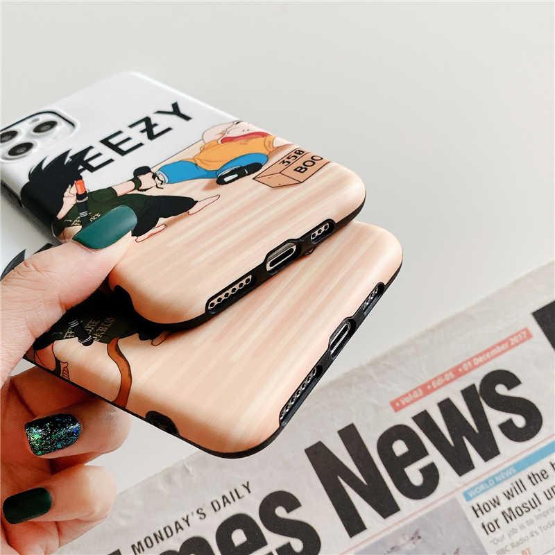 Милый модный чехол для телефона с драконом для iphone 11 Pro X XS XR MAX 7 8 plus, роскошная коробка для обуви boost 350, мягкий силиконовый чехол