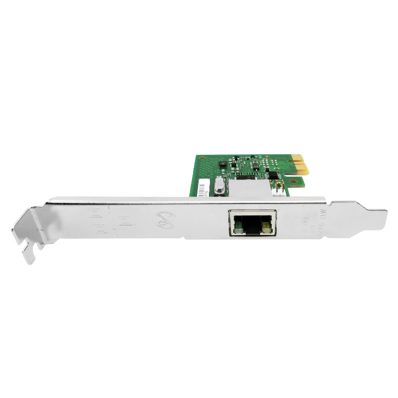 I210 PCIe2.1 X1 RJ45*1 1000M Network Card with Intel Chipset I210 4