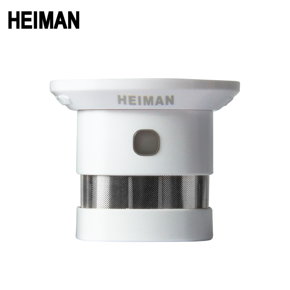 HEIMAN Independent Fire Alarm Smoke Detector Smart Home System High Sensitivity Safety Protection Sensor Free Shipping