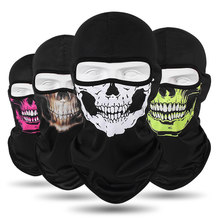 HEROBIKER 2021 New Winter Balaclava Motorcycle Face Mask Lycra Moto Biker Wind Cap Ski Mask Stopper Windproof Motorcycle Mask
