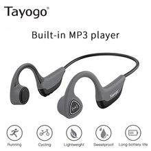 Tayogo S3 Fashion Bone Conduction Mp3 Player 8GB for Sports