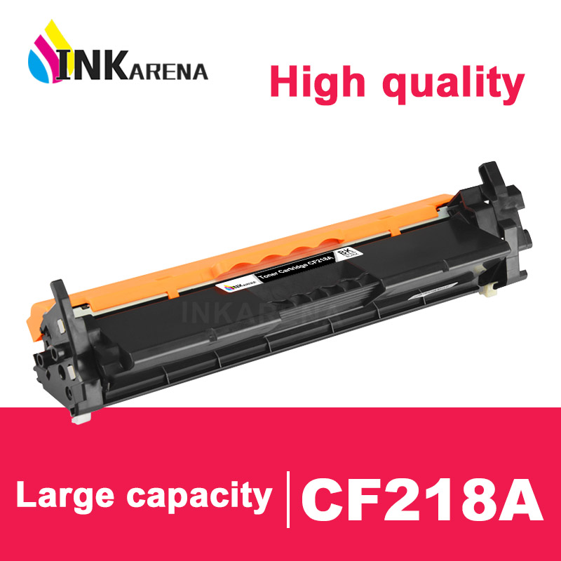 18a cf218a 218a inkarena cartucho de toner preto compativel para hp m104a m104w 132a m132fn m132fp