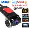 ADAS 1080P kamera samochodowa DVR kamera samochodowa samochód DashCame USB Android DVR kamera samochodowa Dash Cam wersja nocna rejestrator