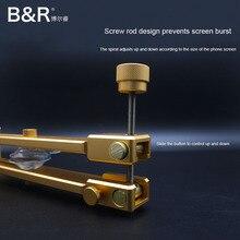 B & R separador de pantalla LCD para teléfono móvil accesorio abierto, Ventosas para teléfono móvil, iPad, herramienta de Apertura de pantalla