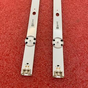 Image 1 - 2pcs רצועת תאורת LED האחורית עבור LG 32LH519U 32LH51HD 32LH590U 32LH510B 32LF510U 32LF510B 32LH516A 32LH517A 32LH518A 32LH51_HD S
