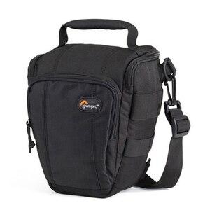 Image 5 - Lowepro bolsa tipo bandolera para cámara con cubierta impermeable, Zoom 50 AW, envío rápido