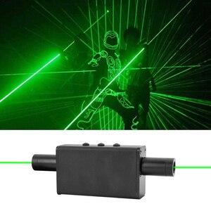 New Double Headed Green Laser Sword Laser Dance Handheld Stage Props For Laser Man Show Portable Laser Dance Props