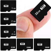 Cartão do sd da memória da movimentação do flash de 8gb 16gb 32gb para o adaptador do smartphone cartão de memória 128m 256mb 1gb 2gb 4gb