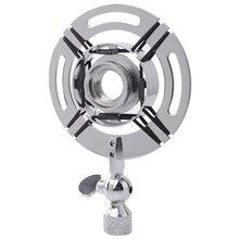 Retail Microphone Condenser Microphone Metal Shock Mount