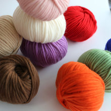 100 г/шерсть для вязания ручного плетения