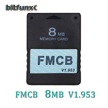 1 953 FMCB Free McBoot Card 8MB for Sony PS2 Playstation2
