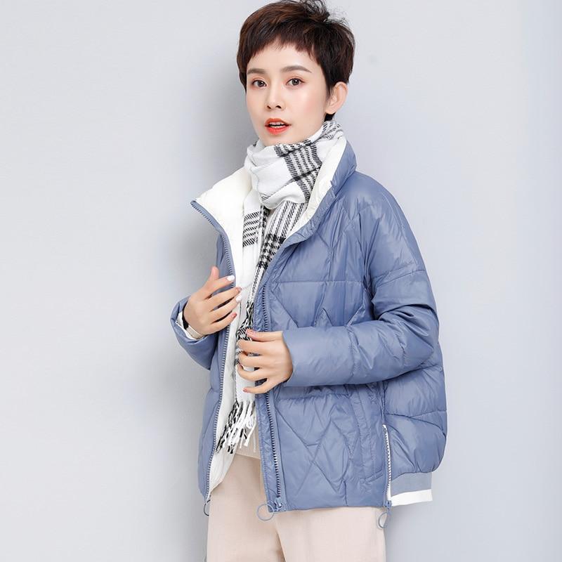 Fashion Women Duck Down Coats  Jackets Winter And Autumn Girls