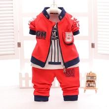 Boys Clothing Sets Spring Autumn Children Casual Cotton Long