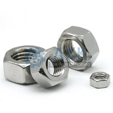 купить 5Pcs 304 Stainless Steel US Standard American Form Hex Nut UNC Hexagon Nuts 1/2 1/4 3/4 3/8 5/16 5/8 7/16 4# 6# 8# 10# 12# дешево