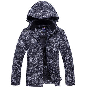 Snowboard Jacket Skiing Waterproof Sports Winter Outdoor Men Fishing-Snow Warm Hiking