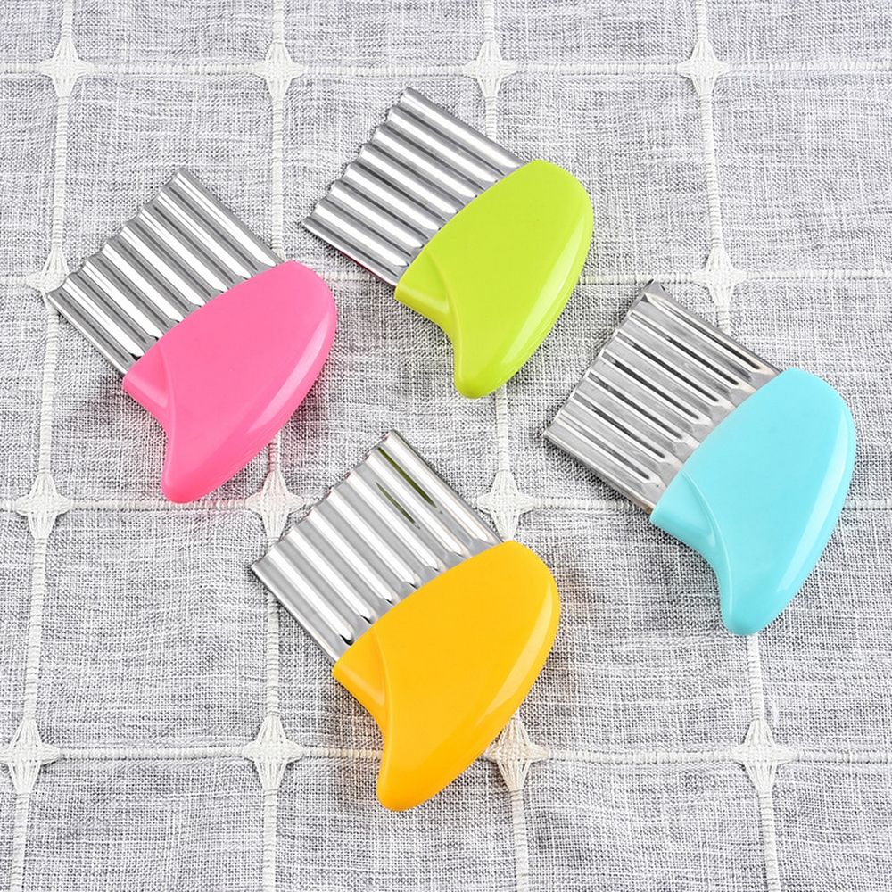 Stainless Steel Manual Wave Peeler Carrot Cheese Grater Vegetable Potato  slicer Cooking Tools Kitchen Gadgets Accessories Tool