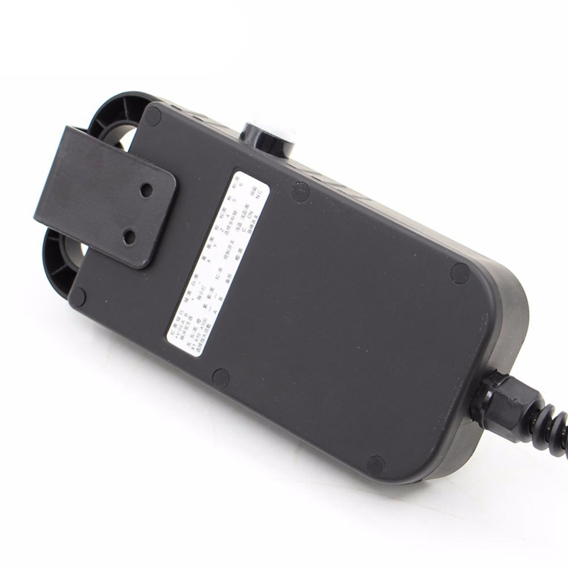 Venda quente universal cnc 4 eixos mpg pingente roda de mão 100 pulso 5 v & parada emergência cnc roteador volante 4 eixos tipo - 4