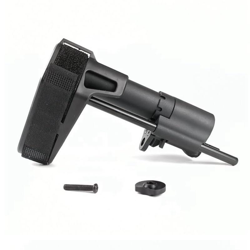 Тактический стабилизирующий бандаж для пистолета, буферная трубка для винтовки M4 M16 AR15, в наличии, гелевый шар, аксессуары для страйкбола