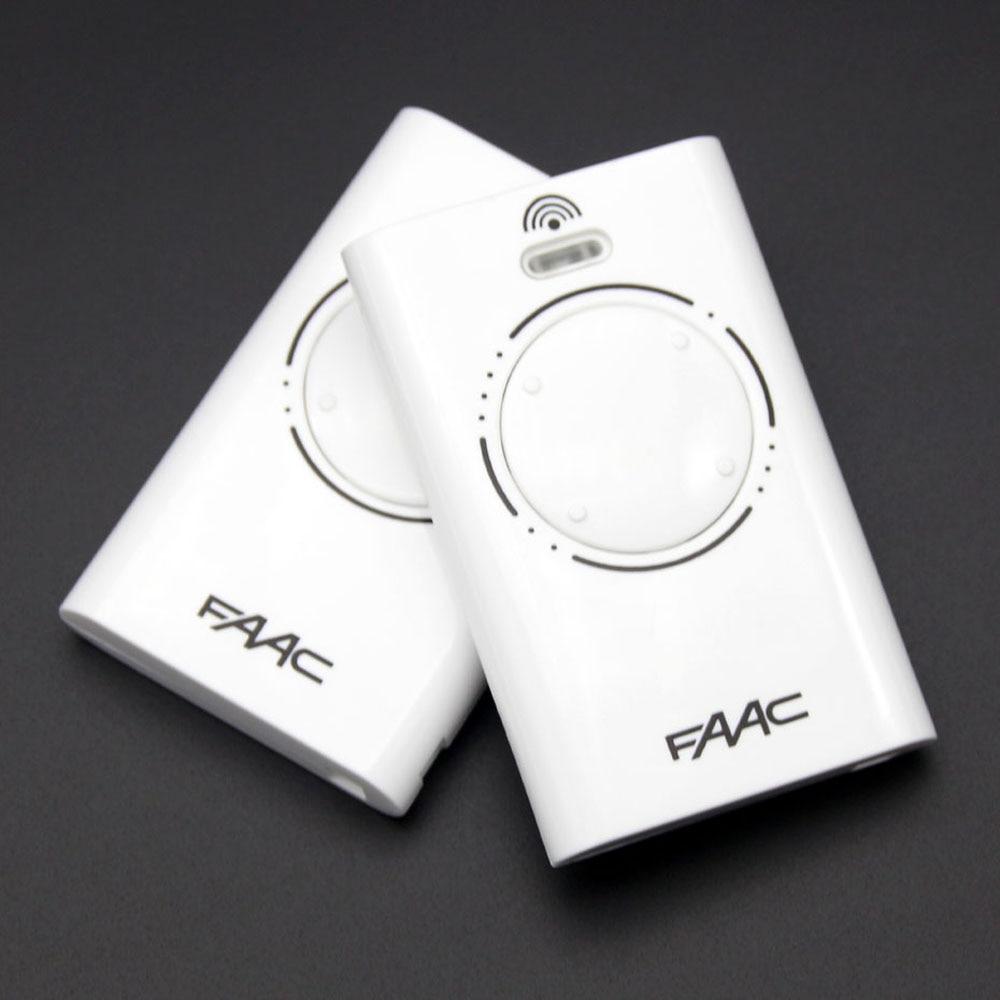 Faac 868 Mhz Afstandsbediening Gate Garagedeur Faac XT2 XT4 868 Slh Lr 868 Mhz Afstandsbediening