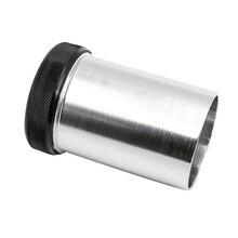 Fuel-Tank-Cap 114-Grams Aluminum-Alloy-Cap Silver Weld Brand-New