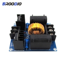 цена на ZVS Tesla Coil Driver Genrator High Voltage Board Induction Heating Module Discharge Flyback Heaters 12-30V 60-300W Long Arc