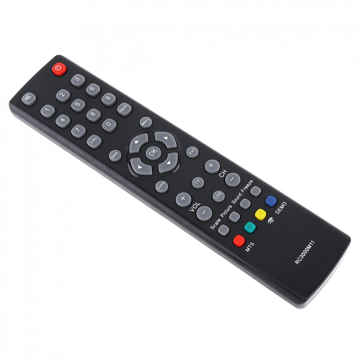 IR 433Mhz TV Remote Control with Long Control Distance for TCL RC3000M11 2019 New in Remote Controls from Consumer Electronics
