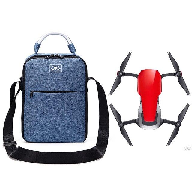 Dji mavic空気防水ドローンアクセサリー収納袋ポータブルショルダー耐久性のあるハンドバッグバックパック