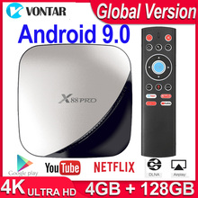 X88 Pro Smart TV Set Top Box Android 9.0 TV