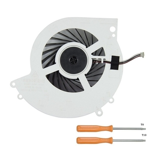 Image 2 - Retail Ksb0912He Internal Cooling Cooler Fan for Ps4 Cuh 1000A Cuh 1001A Cuh 10Xxa Cuh 1115A Cuh 11Xxa Series Console with Tool